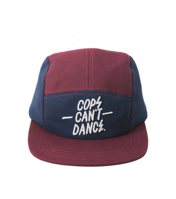 Mr. Serious Cops can't dance cap