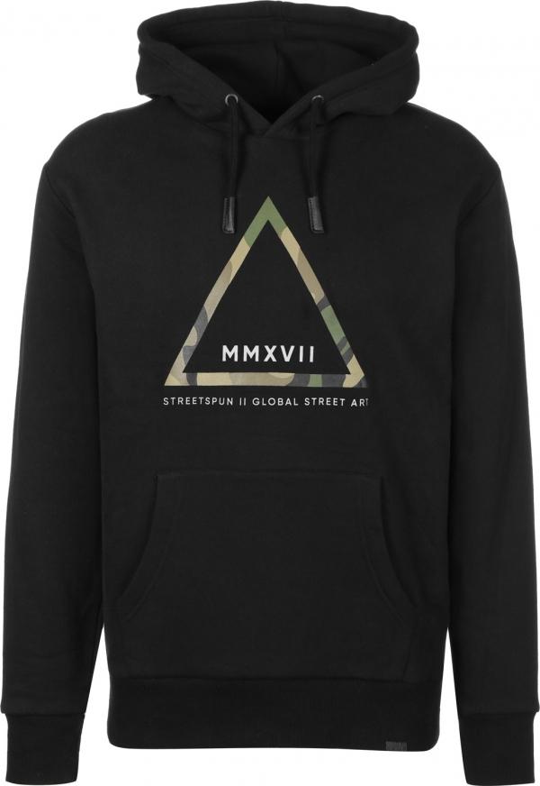 Streetspun Triangle hoodie