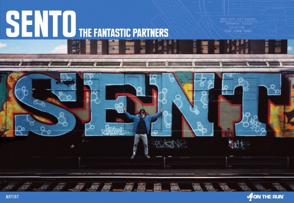 OTR Books#01 SENTO - The fantastic partners