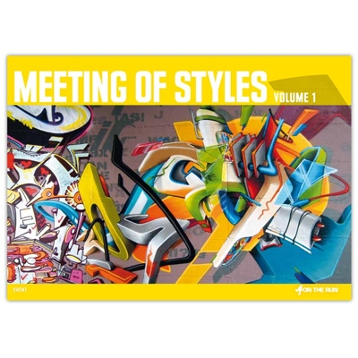 OTR Books #17 Meetings of Styles vol.1