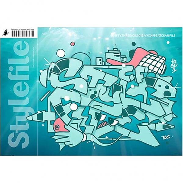 Stylefile magazine 53