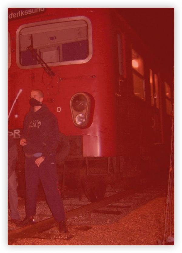 Copenhagen Trip book