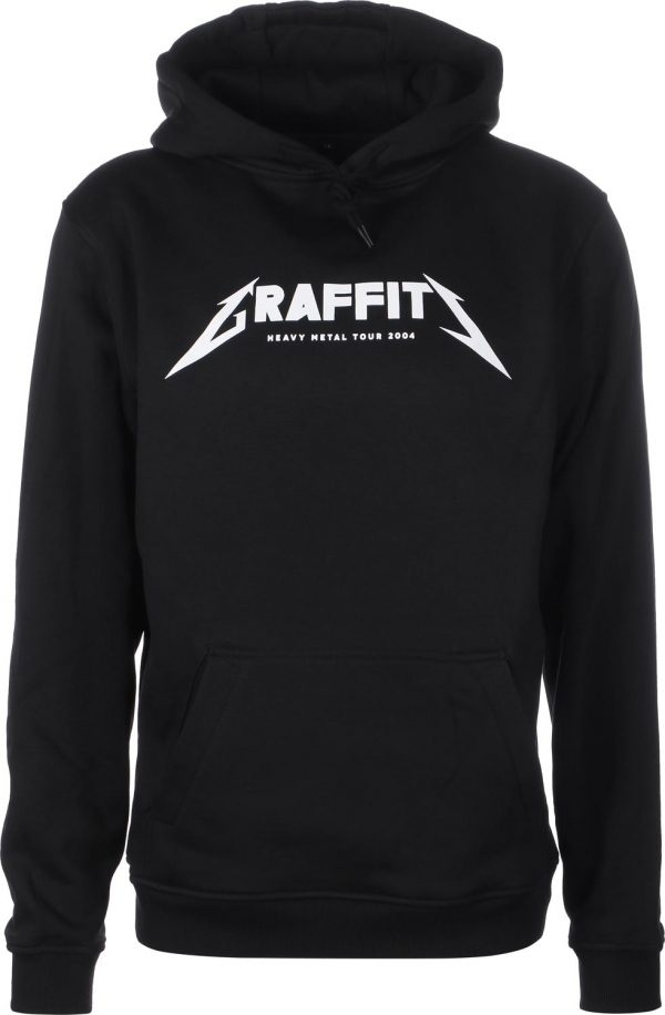 Eight Miles High - Graffiti Hoodie
