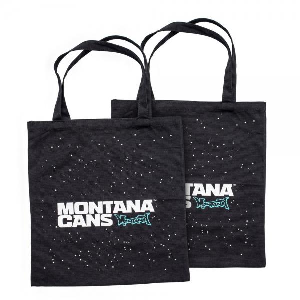 Montana bag - Logo+Stars
