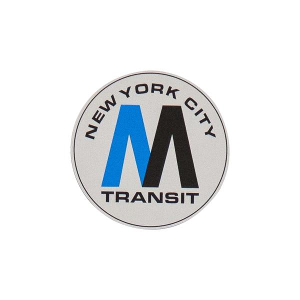 OTR Magnet NYC - MTA Logo Small