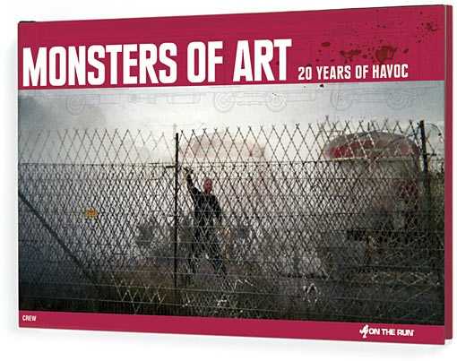 OTR Books #13 Monsters Of Art