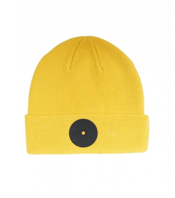 Mr. Serious Yellow Super Fatcap - zimní čepice