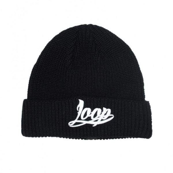Loop Colors Beanie Black