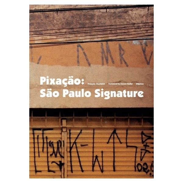 Pixacao Sao Paulo Signature Book