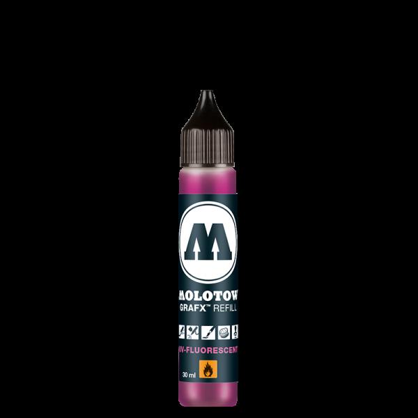 Molotow UV-Fluorescent GRAFX Neon Refill 30ml