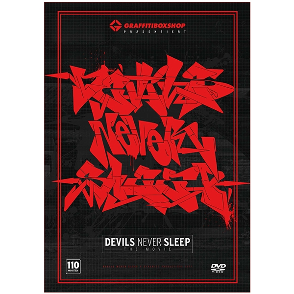 Devils Never Sleep - DVD