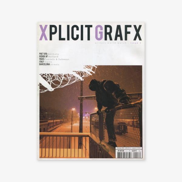 Xplicit Grafx Magazine 3
