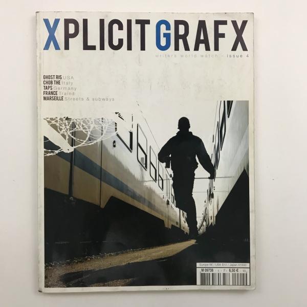 Xplicit Grafx Magazine 8