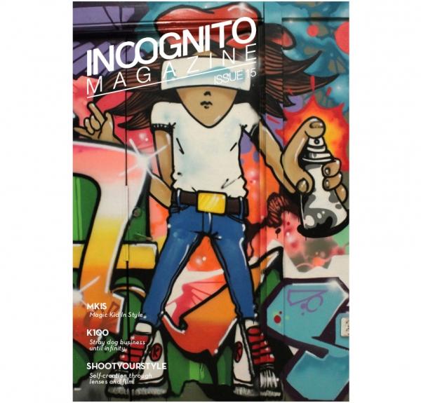 Incognito Magazine 15