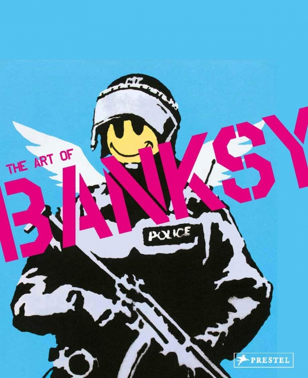 Banksy Protest book
