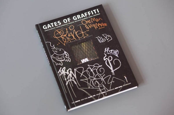 Gates of Graffiti Book