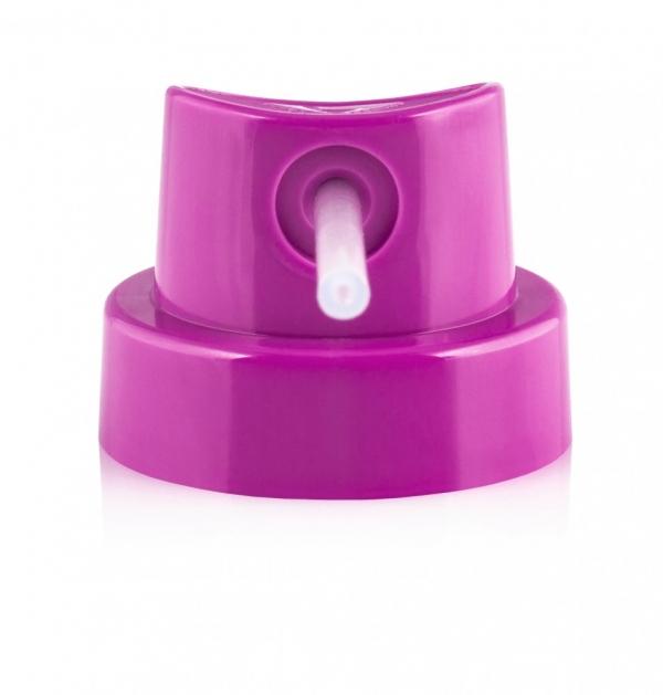 Needle Cap Purple