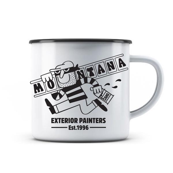 Montana Cans - Exterior Painters - hrnek