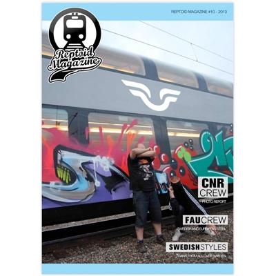 Reptoid Magazine 10