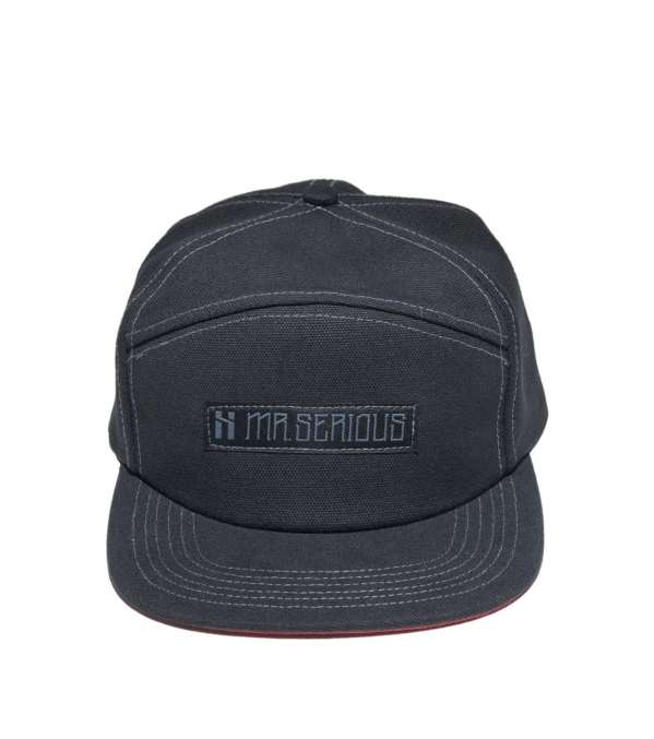 Mr. Serious Unknown Cap Black