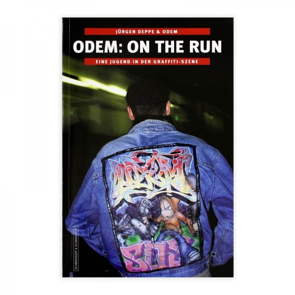Odem: On The Run Book