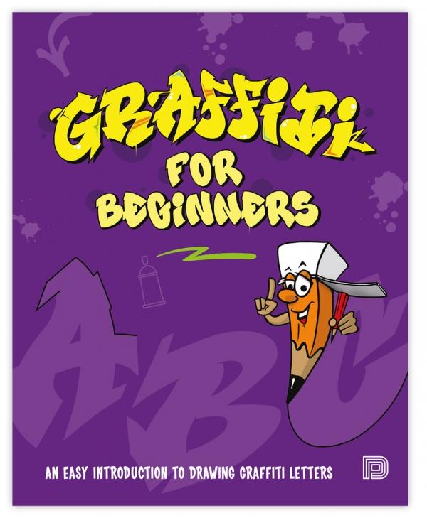 Graffiti for Beginners - Coloring book