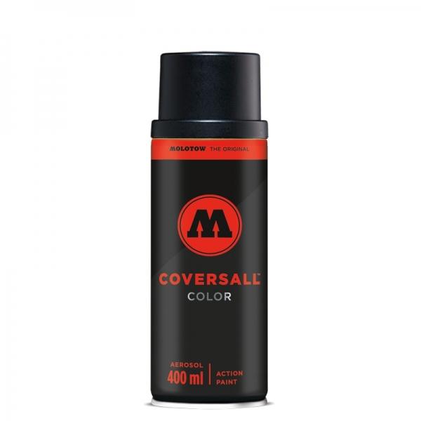 Molotow Coversall Color 400ml - Pure Black