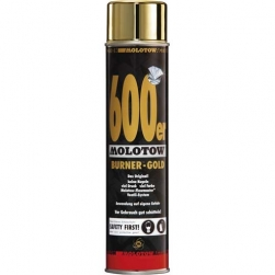 Molotow Burner 600ml-GOLD