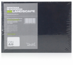 Montana Blackbook A5