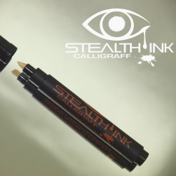 Stealth Ink Calligraff Marker
