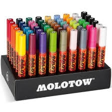 Molotow 227hs- 4mm