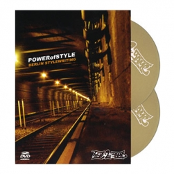 POWER of STYLE- Berlin Stylewriting dvd