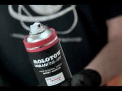 Molotow UFA Artist Acrylic 400ml ONE4ALL colors