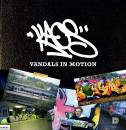 KAOS - Vandals in Motion book