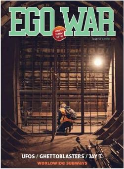 Egowar #12 magazine