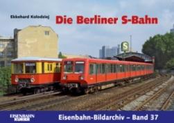 Die Berliner S-bahn - kniha