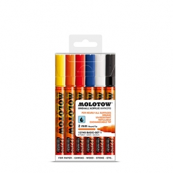 molotow 127hs Basic-Set 1