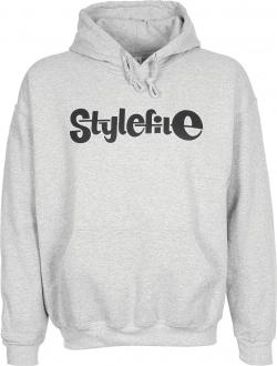 Stylefile Logo Hoodie