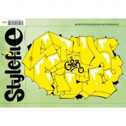 Stylefile magazine- 45