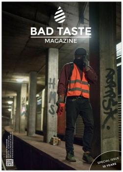 Bad Taste no.20- jubilejní číslo