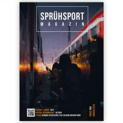 Sprühsport #2 magazine