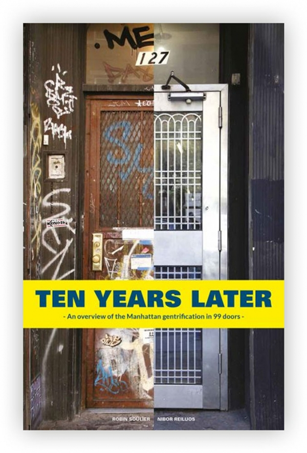 Ten Years Later Book