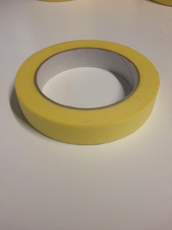 Zakrývací páska pro malířské práce 19mm x 50m