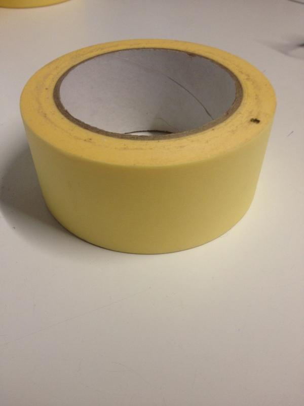 Zakrývací páska pro malířské práce 48mm x 50m