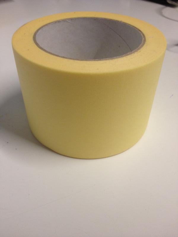 Zakrývací páska pro malířské práce 75mm x 50m
