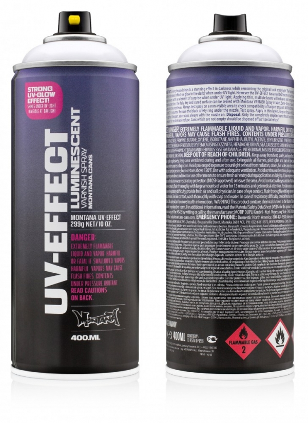 Montana - UV EFFECT 400ml