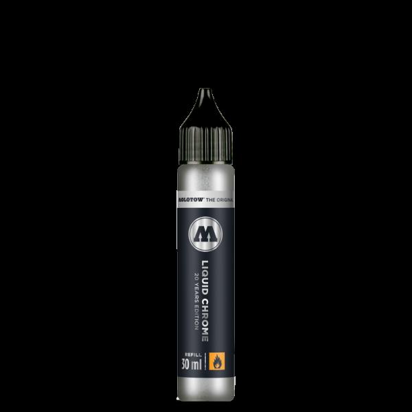 MOLOTOW™ LIQUID CHROME 30ml Refill