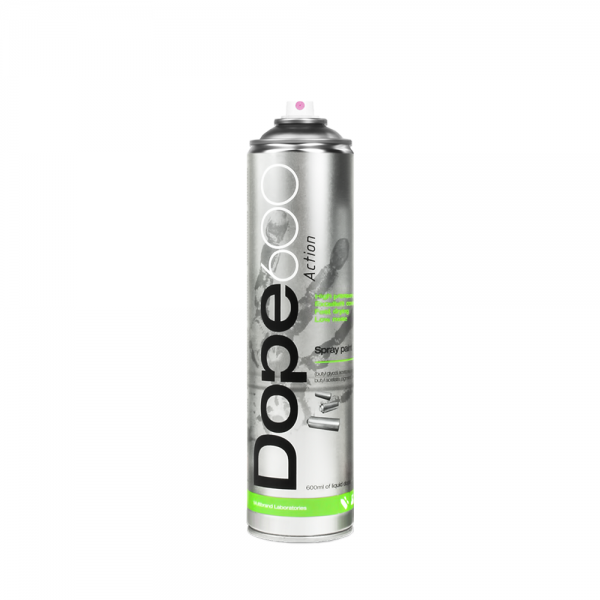 Dope Action 600ml Black