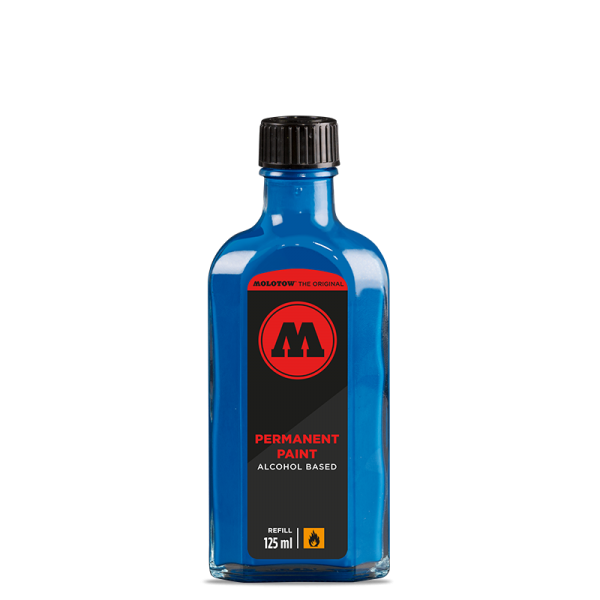Molotow Permanent Paint Alcohol Refill 125ml
