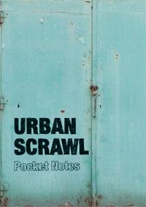 Urban Scrawl Pocket Notes